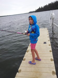 Celina Fishing